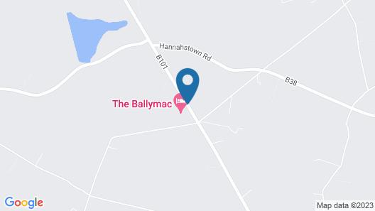 The Ballymac Hotel Map