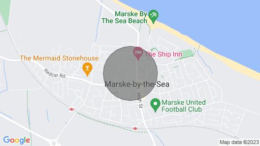 Yeoman Terrace Map