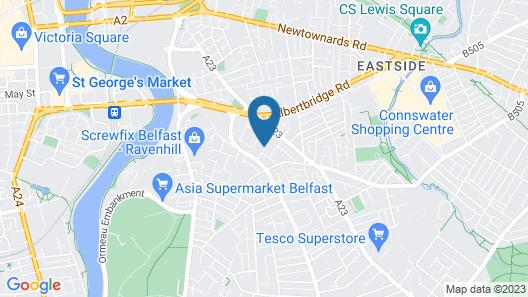 Castlereagh House Map