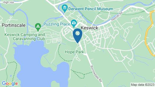 LakeSide House Map
