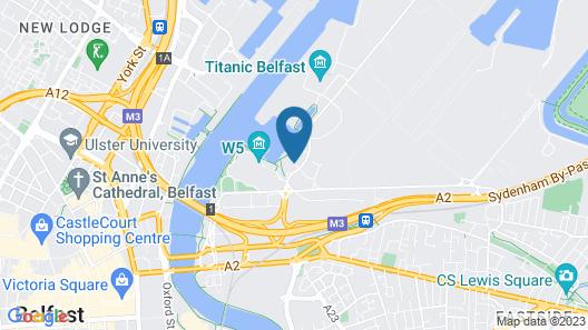 Dream Apartments - Titanic Arc Map