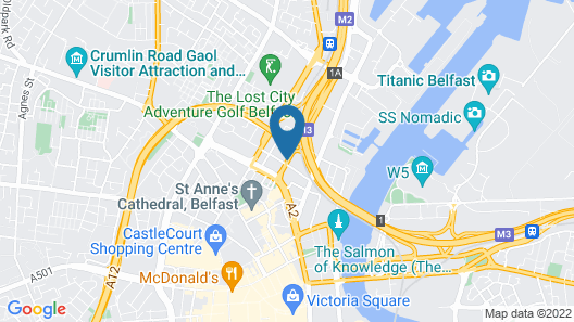 Little Patrick Street - Campus Accommodation Map