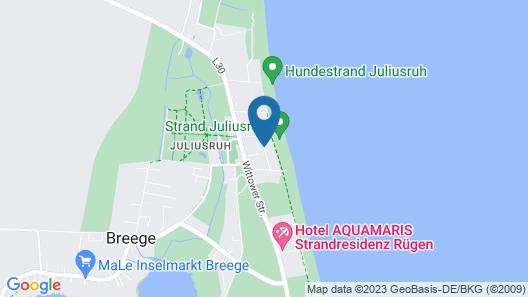 TOP Hotel Atrium am Meer Map