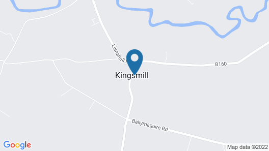 Kingsmills Cottages Cookstown Map
