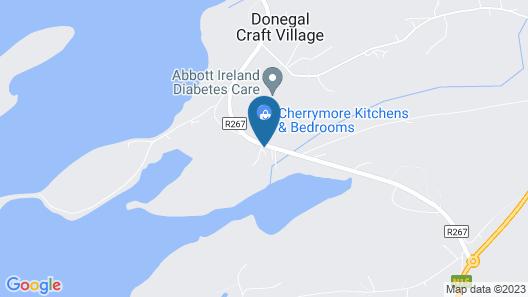 Milltown House Map