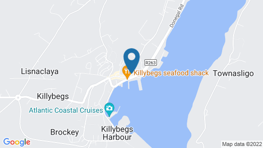 The Ritz Accommodation Map