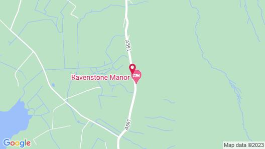 Ravenstone Lodge Map