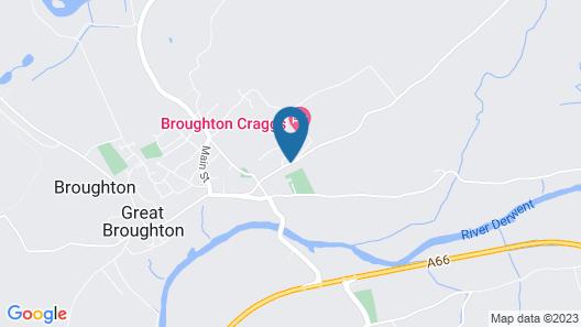 Broughton Craggs Hotel Map