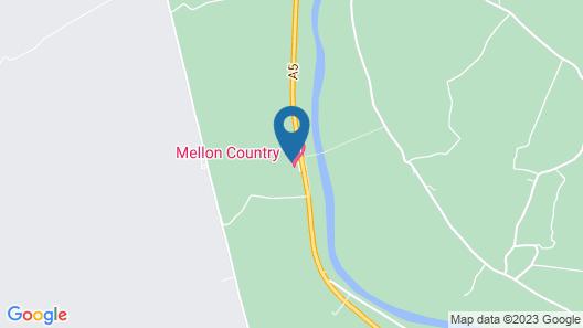 The Mellon Country Inn Map