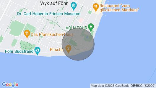 Aurelia Haus 1 Map