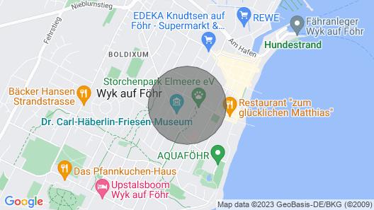 Kirschblüte Map