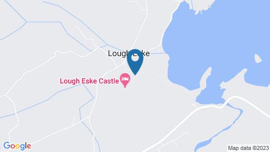 Lough Eske Castle Map