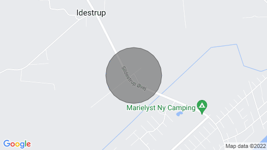 9 Bedroom Luxury Pool, SPA and Activity House in Marielyst Map