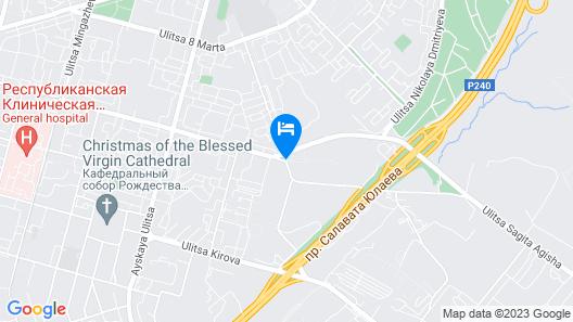Aristol Hotel Map