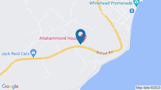 Altahammond House Map