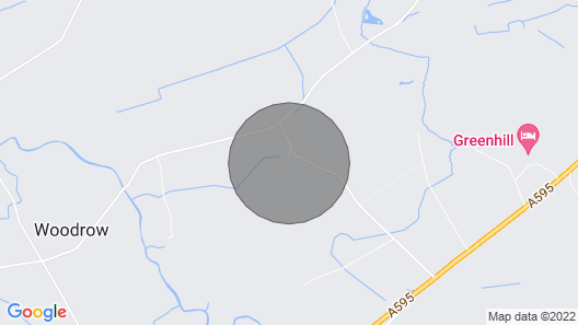 Piggery Cottage Map