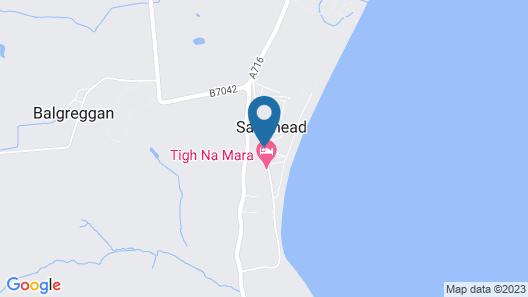 Tigh Na Mara Hotel Map
