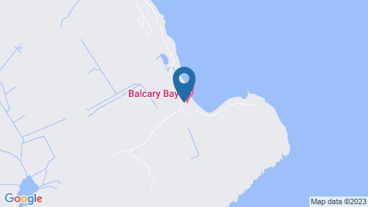 Balcary Bay Hotel Map