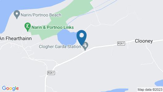 Lake House Hotel Map
