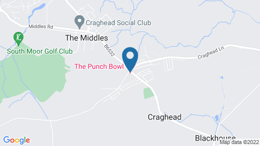 The Punch Bowl Map
