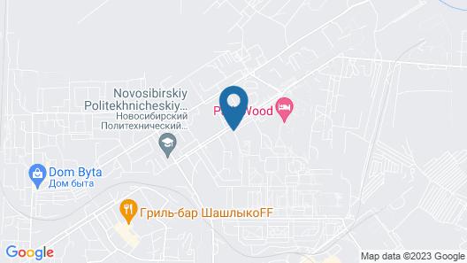 SibHotel Map