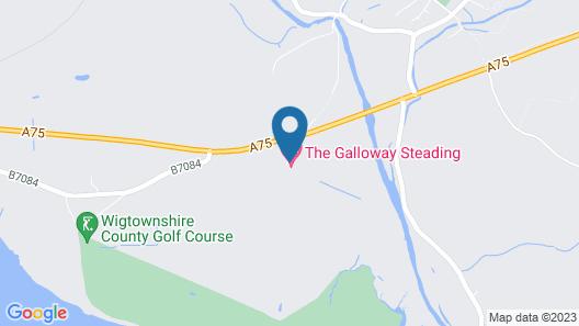 Dairy Cottage Glenluce Map