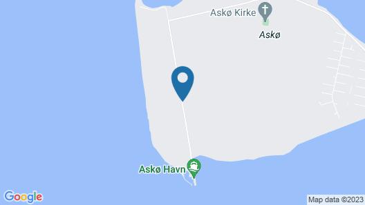 Askø Bed & Breakfast Map
