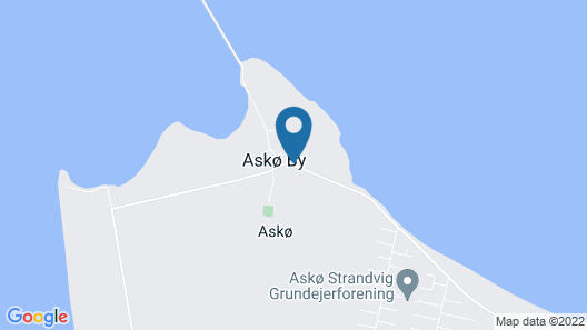 Askø Mejeri - Bed and Breakfast Map