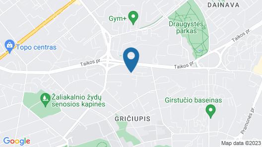 Gemütliches Haus-Apartment Map