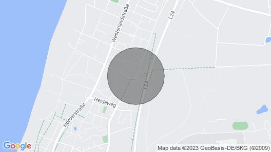 Haus Sonnenküken DG Map