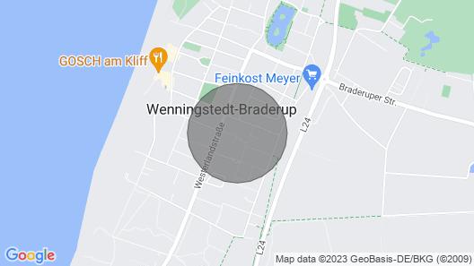 House Klabautermann - OG Map