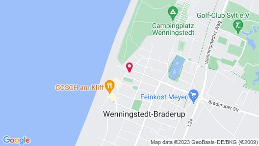 Strandhoern Map
