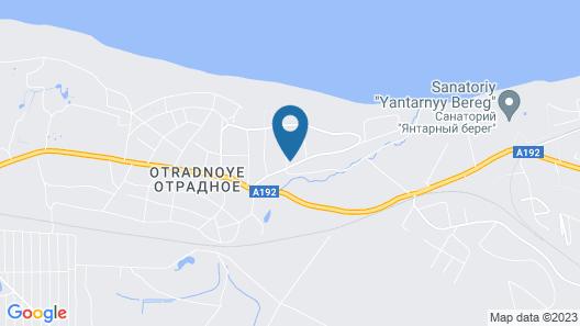 Cozy Seaside Apartments Map