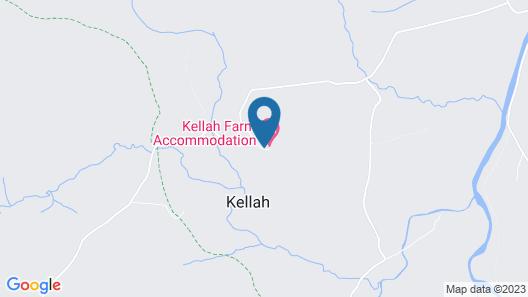 Kellah Farm B&b/cottages Map