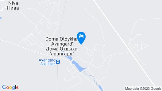 Park-Hotel Vozdvizhenskoe Map