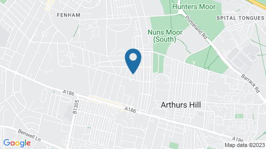 HC Property - Romulus Court Map