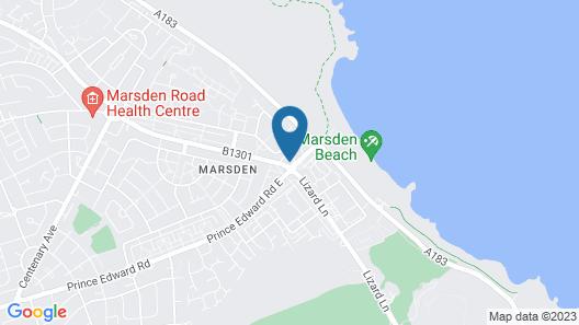 Marsden Inn Map