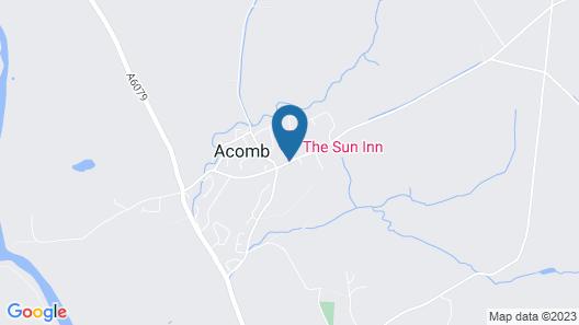 The Sun Inn Map