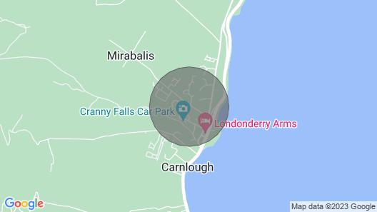 Cranny Corner Map