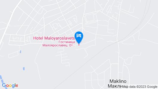 Maloyaroslavets Hotel Map
