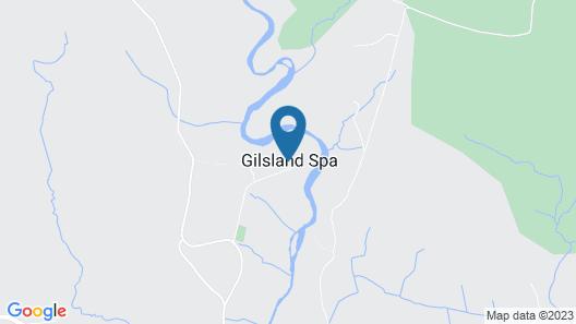 Gilsland Hall Hotel Map