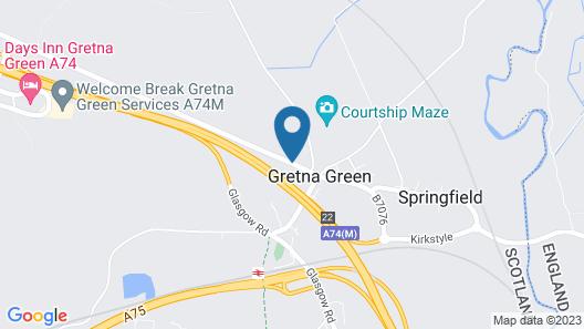 Smiths at Gretna Green Map
