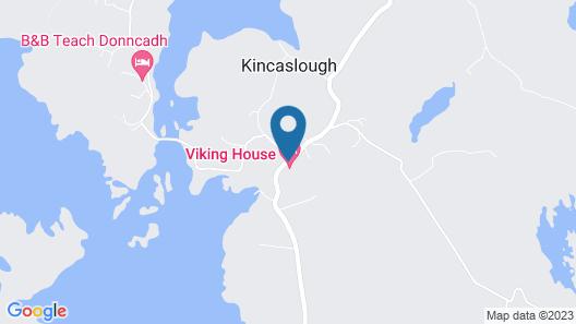 Carey's Viking House Hotel Map