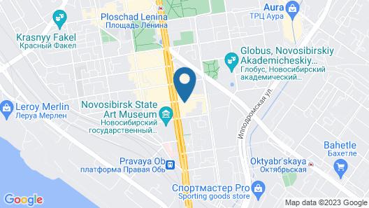 Hello-Hostel Map