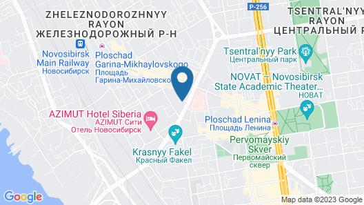 Hostel Kupechesky dvor Map