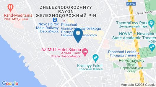G&I Apartments Map