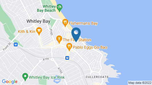 Aabba Guest House Map