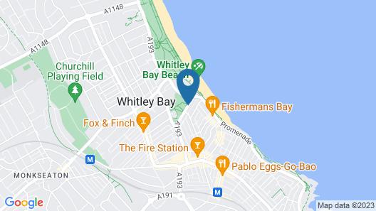 Park Lodge Map