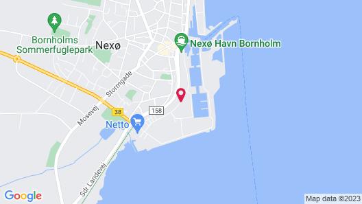 Harbour Sleep Map
