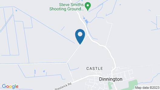 Hemples Lodge Map
